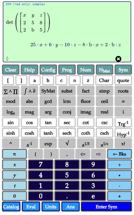 Math Plus Ultra (Programmable Graphing Calculator) for Android - APK  Download