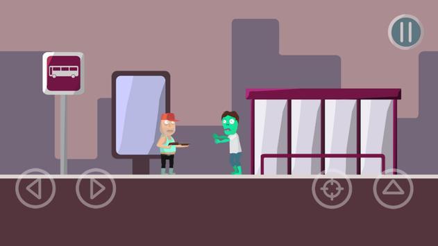 Johnny vs Zombies Screenshot 1