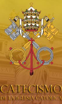 miCatecismo Catecismo Católico plakat