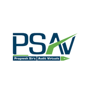 PSAV- Pragnesh Sir's Audit Virtuals icon