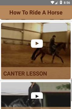 How To Ride A Horse screenshot 1
