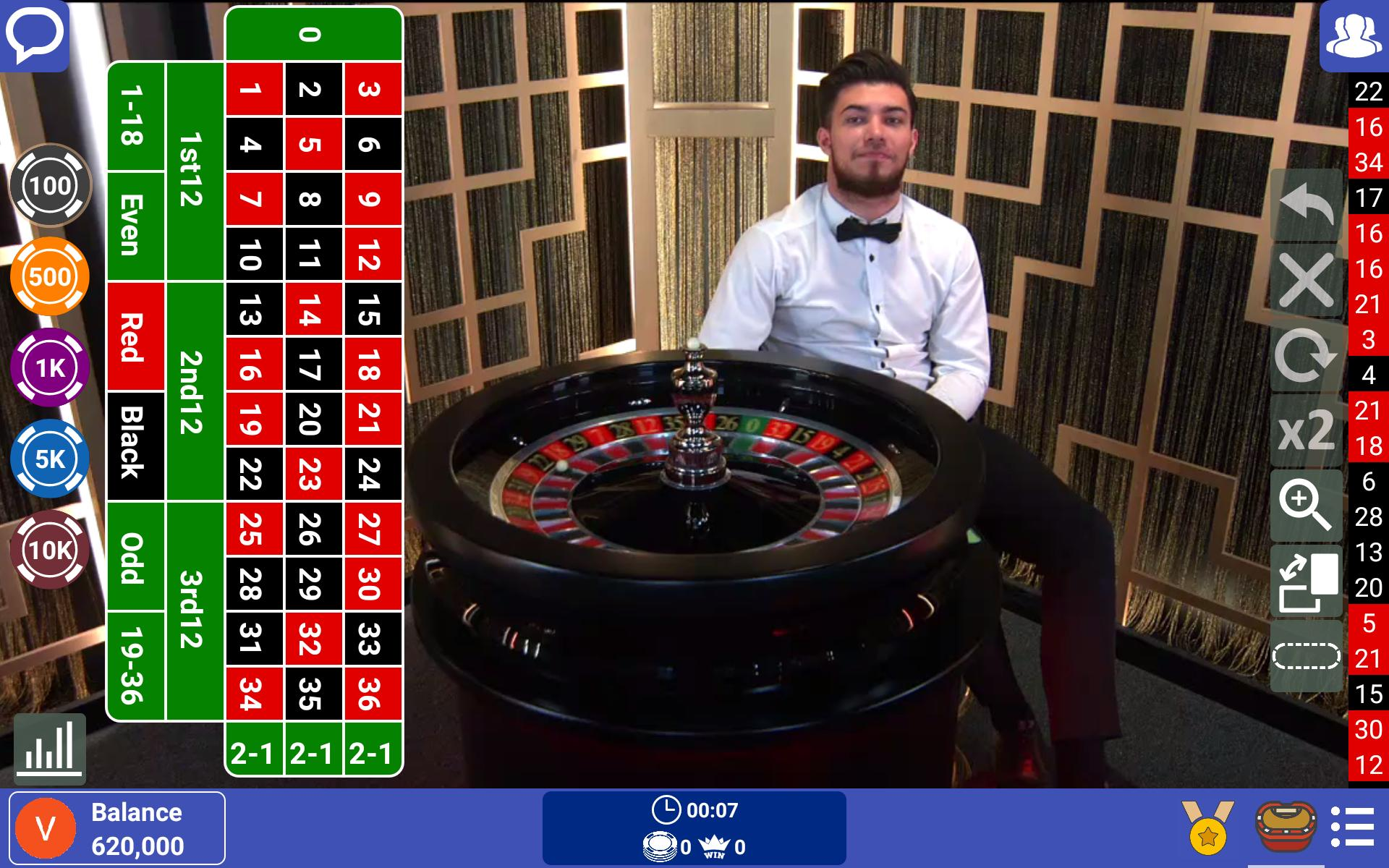 Live Dealer Casino Baccarat Free Roulette Games For Android