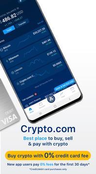 Crypto.com screenshot 1