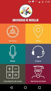 UdeMedellín poster