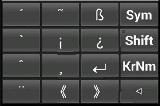 Seoul i Keyboard screenshot 10