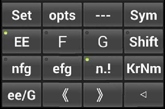 Seoul i Keyboard screenshot 13