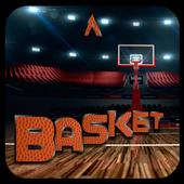 Apolo Basket - Theme, Icon pack, Wallpaper icon