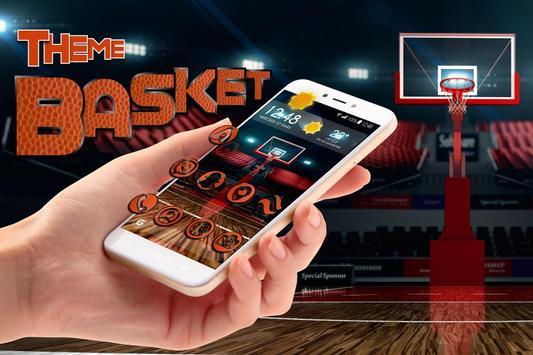 Apolo Basket - Theme, Icon pack, Wallpaper poster