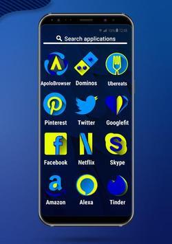Apolo Feather - Theme Icon pack Wallpaper screenshot 2