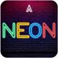 Apolo Neon - Theme Icon pack Wallpaper
