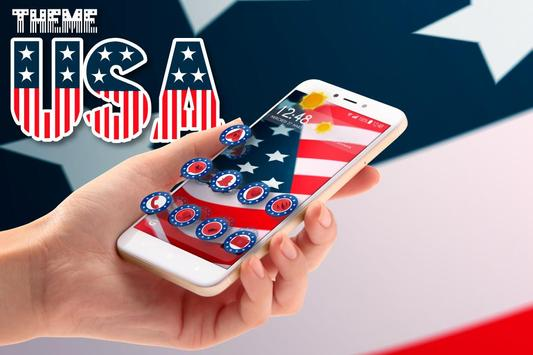 Apolo Usa - Theme, Icon pack, Wallpaper poster