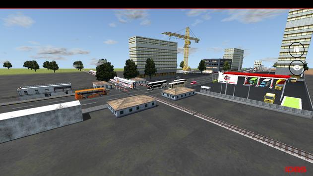 IDBS Bus Simulator capture d'écran 4