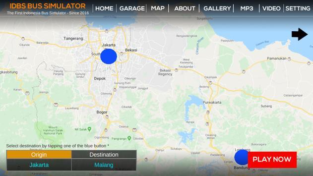 IDBS Bus Simulator screenshot 4