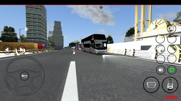 IDBS Bus Simulator capture d'écran 1