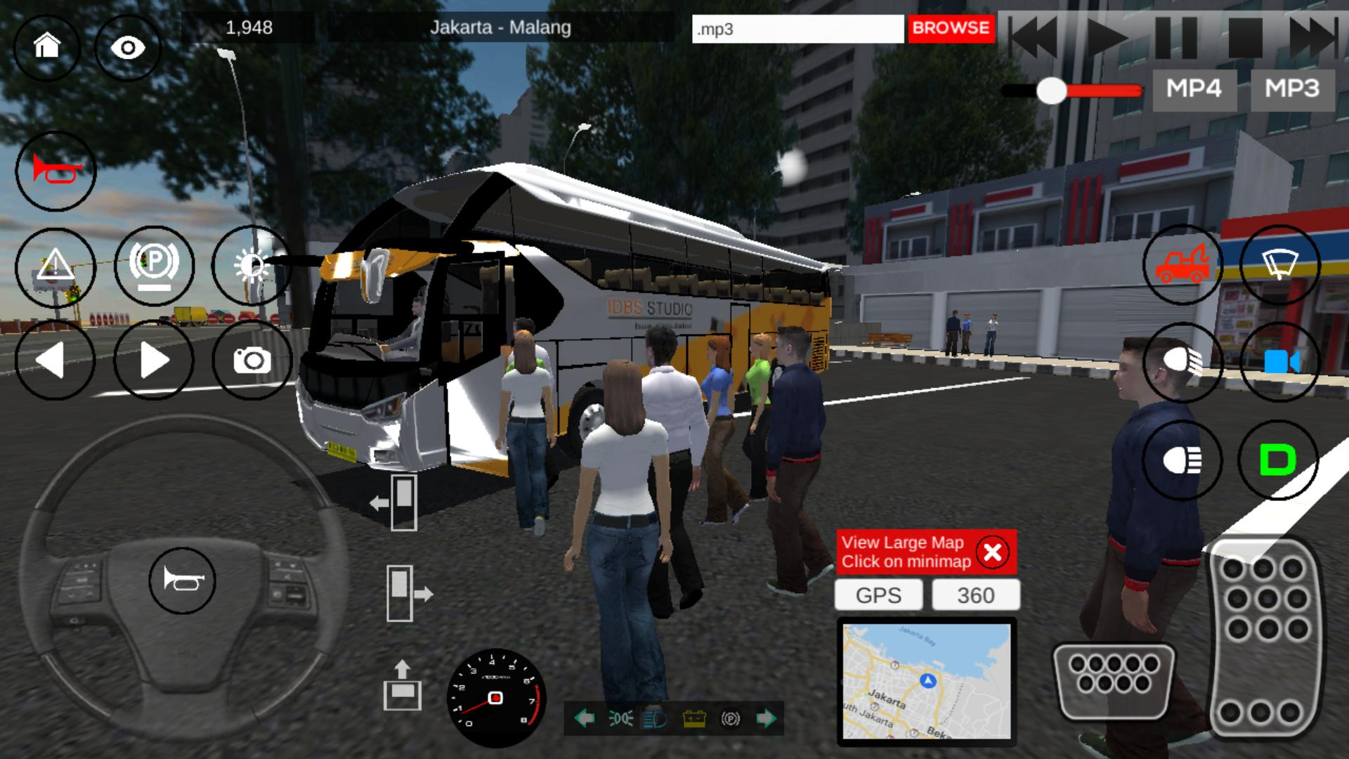 IDBS Bus Simulator for Android - APK Download