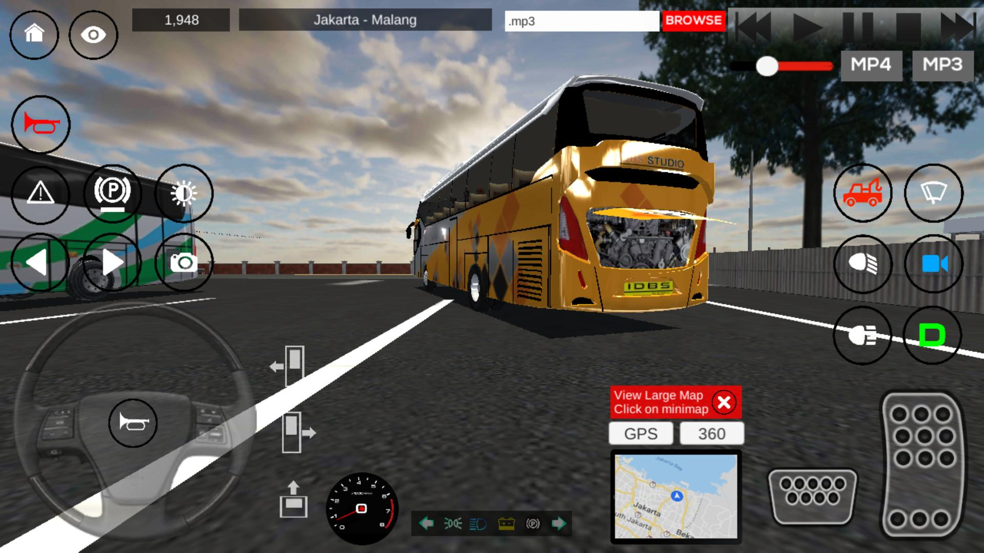Idbs Bus Simulator For Android Apk Download