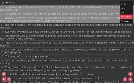 Bible Salvation Jn316 screenshot 10