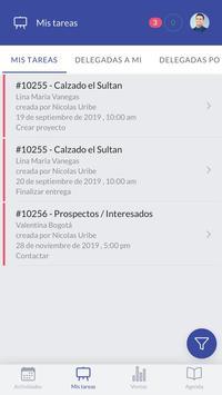 PageGear Cloud CRM screenshot 2