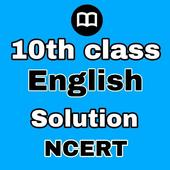 10th class english solution ncert icon