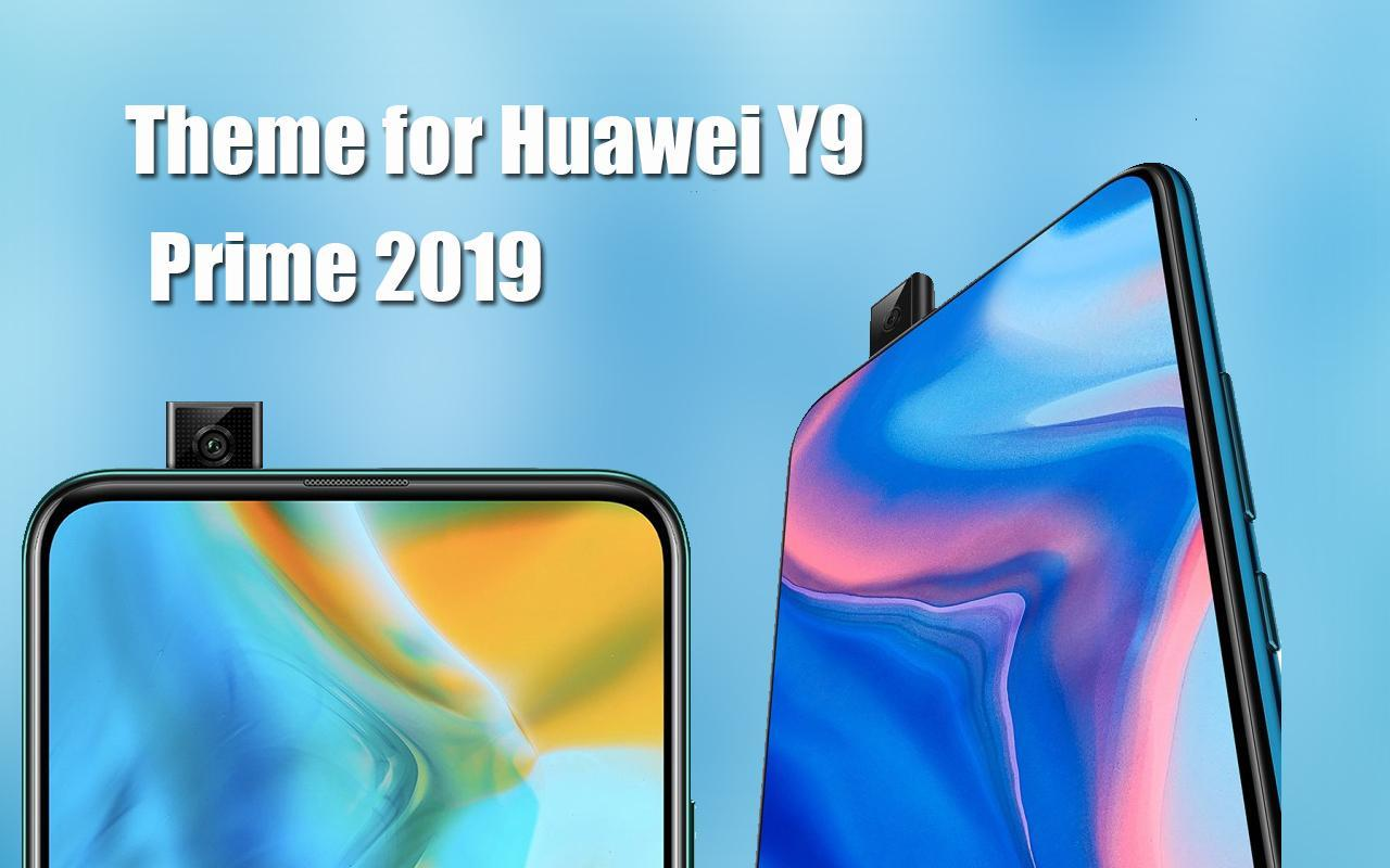 Theme for Huawei Y9 prime 2019 for Android - APK Download