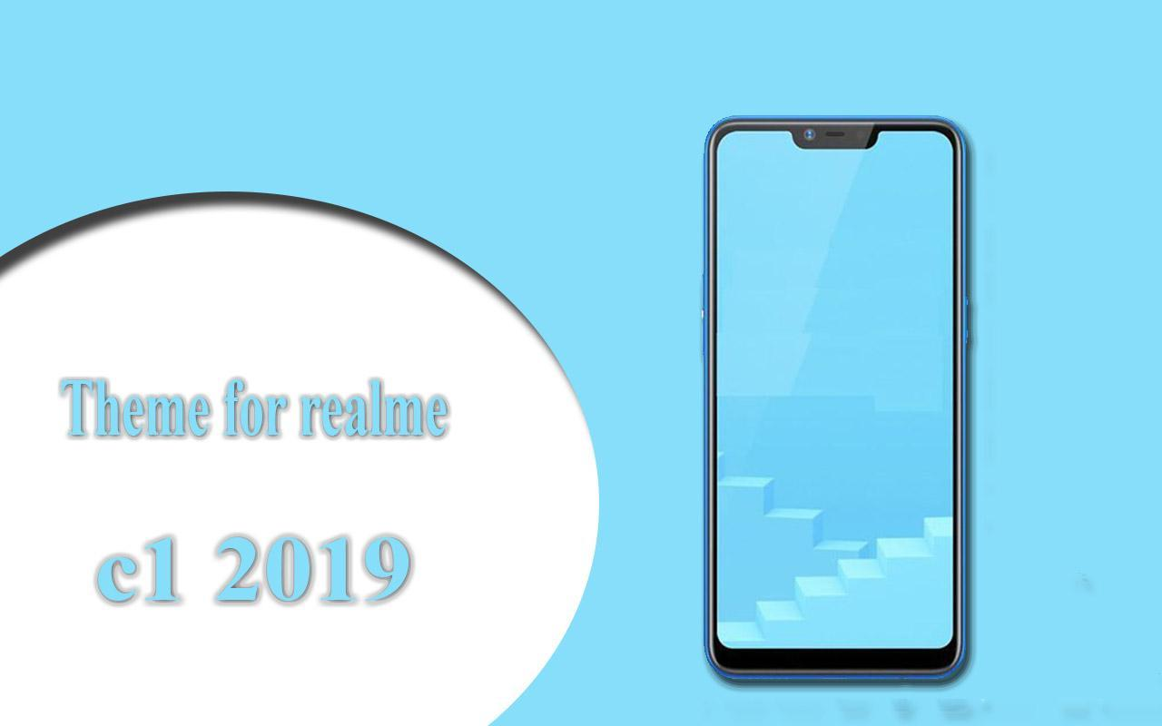 Theme for Realme C1 2019 for Android - APK Download