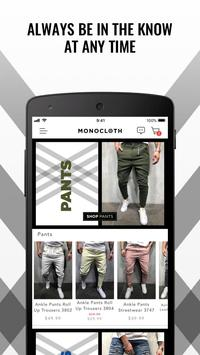 Monocloth screenshot 1