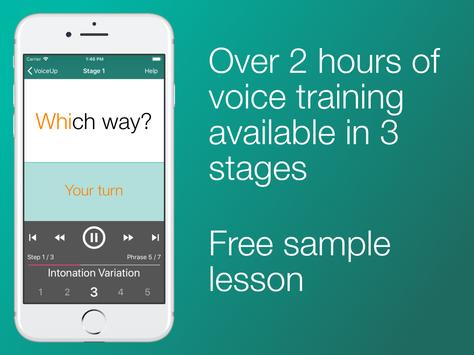 Christella VoiceUp - Feminize your voice screenshot 7