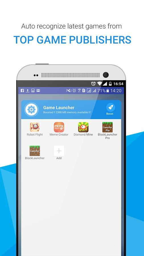 Game Launcher for Android - APK Download