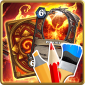 Card Maker for Hearthstone icon