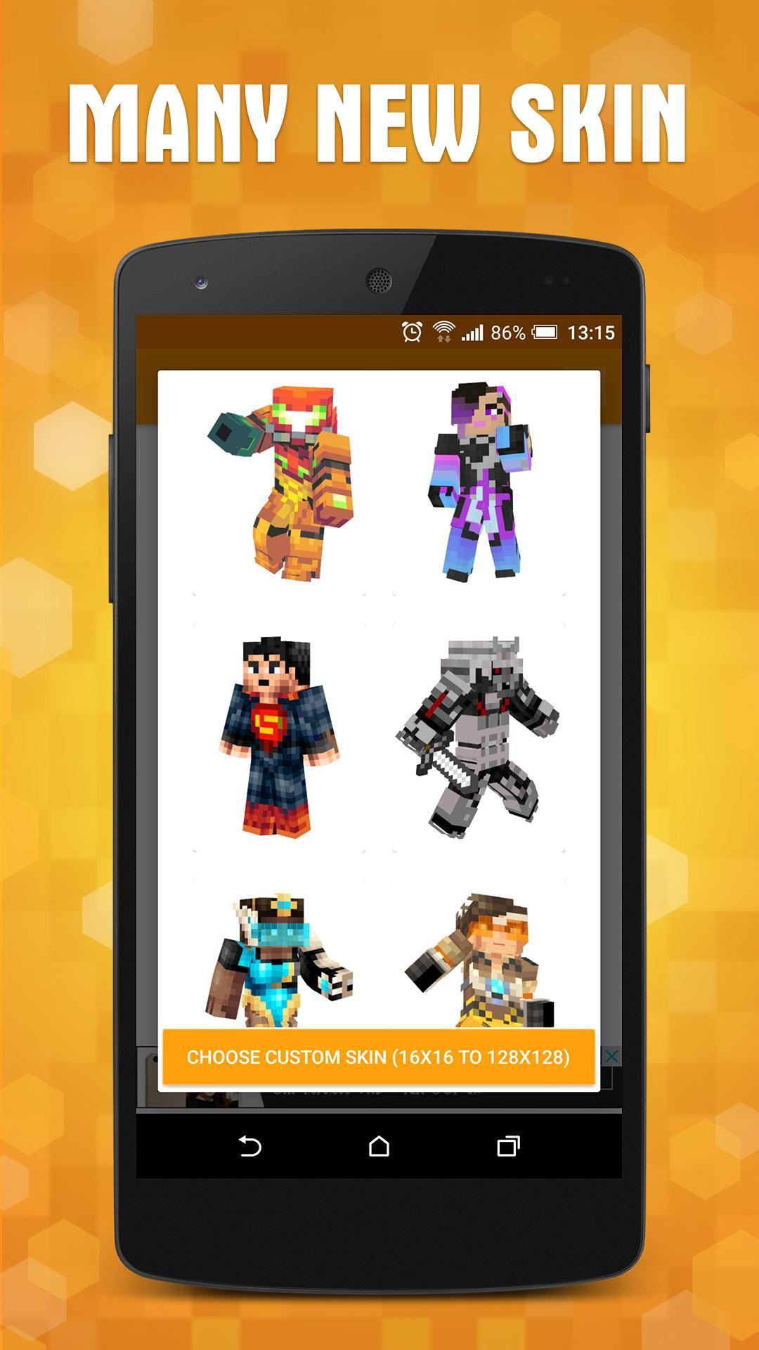 AddOns Maker for MCPE for Android APK Download
