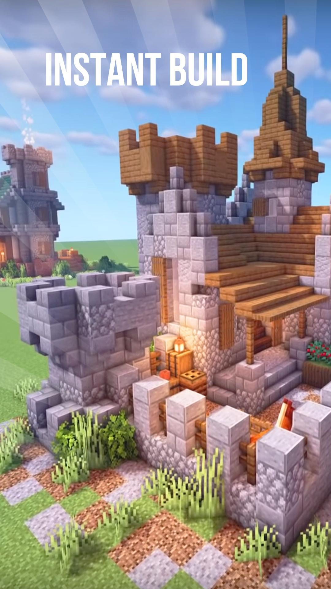 Structure Block Builder For Minecraft Pe For Android Apk Download