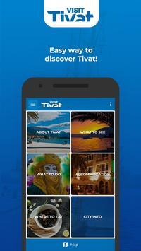 Visit Tivat poster