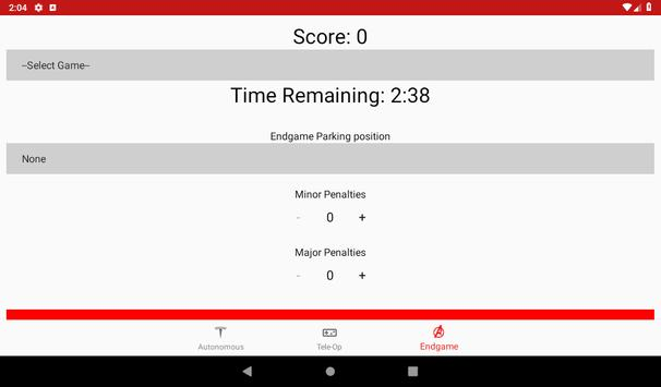 FTC Rover Ruckus Scorer screenshot 5