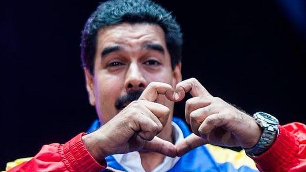 Maduro: Meme Sounds poster