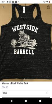 Westside Barbell screenshot 2