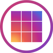 Grid Maker for Instagram - PhotoSplit أيقونة
