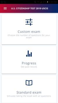 U.S. Citizenship Test 2019 screenshot 3