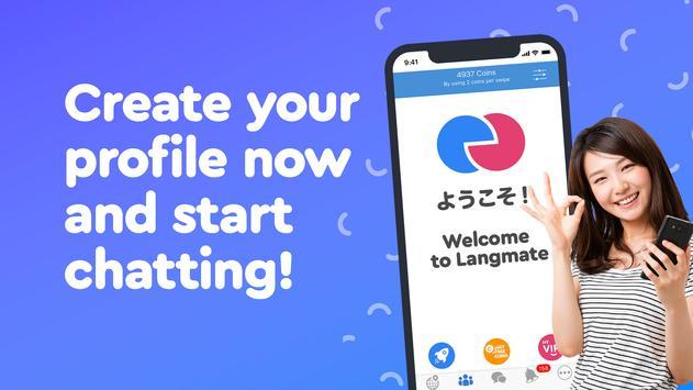 Make Japanese Friends ー Langmate screenshot 4