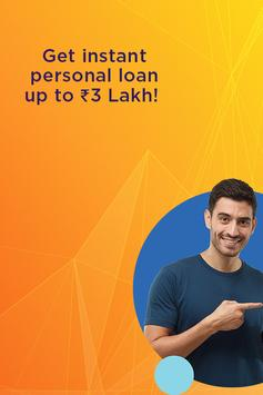 Instant Loan App with Quick Cash Approval - CASHe poster