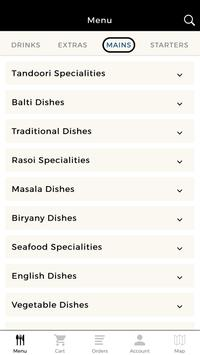 Bengal Rasoi screenshot 2