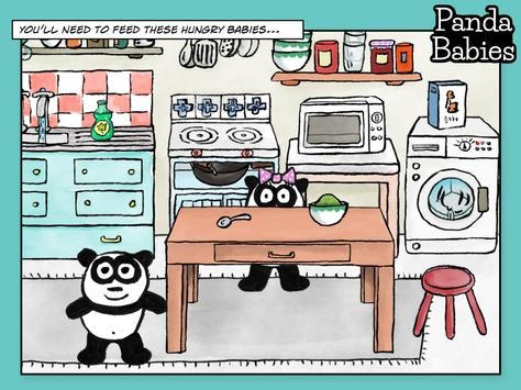 Panda Babies Playhome Lite screenshot 7
