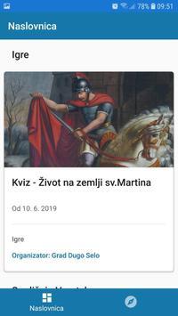 Kviz o Sv.Martinu screenshot 1