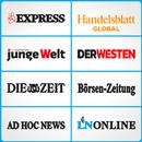 Germany Newspaper 2019 : Deutsche Zeitungen APK