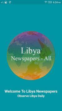 Libya Newspapers poster