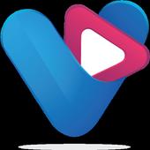 vTube - Indonesian short video sharings 圖標