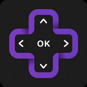 TV Control for Roku TV 아이콘