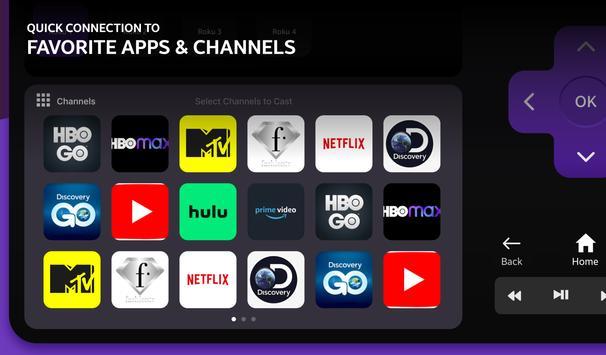 TV Control for Roku TV 스크린샷 6