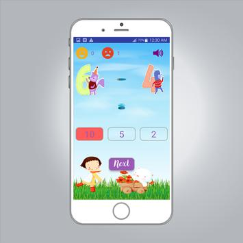 Learn Addition and subtraction screenshot 3