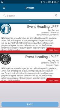 LPFF Mobile App screenshot 4
