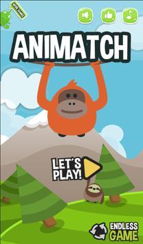 Animal Crush - Match 3 Game poster
